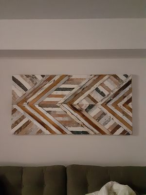 Large wall art excellent condition for Sale in FL, US