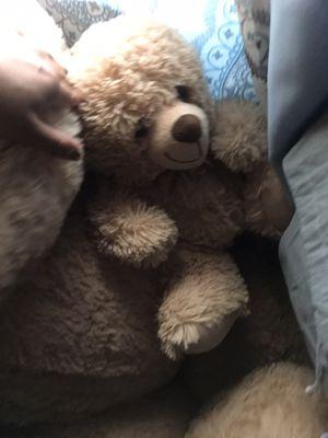 Big plush (teddy)bear mama&baby for Sale in Denver, CO