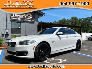 2015 BMW 5 Series for Sale in Jacksonville, FL