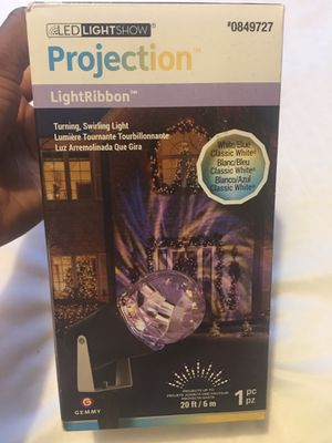 Christmas Projection Light for Sale in Winter Haven, FL
