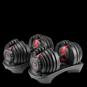 Brand New Bowflex SelectTech 552 - Two Adjustable Dumbbells for Sale in Lutz, FL