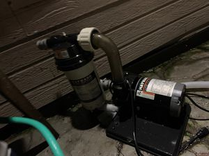 Pool pump for Sale in San Diego, CA