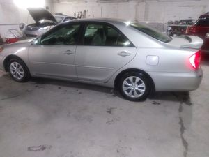 2002 Toyota Camry 2.4 le for Sale in E FAYETTEVLLE, NC