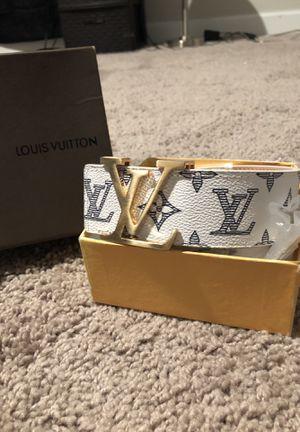 Louis Vuitton belt for Sale in Centreville, VA