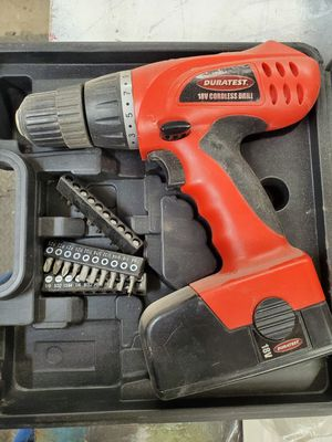 Cordless drill for Sale in Gilbert, AZ