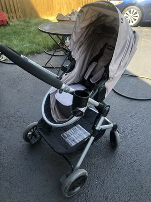 Stroller, car seat and base for Sale in Lovettsville, VA
