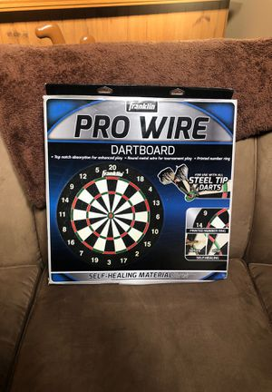 Pro Wire Dart board for Sale in Derby, CT