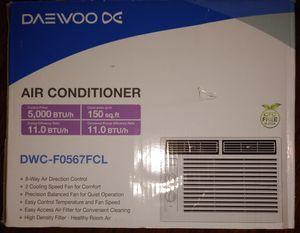 Daewoo air conditioner 5k btu for Sale in Philadelphia, PA