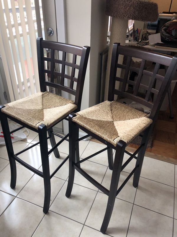 High top chairs
