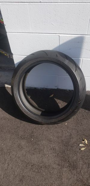 190 Motorcycle tire for Sale in Gibsonton, FL