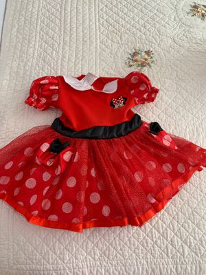 Minnie Mouse Costume for Sale in Rancho Cucamonga, CA