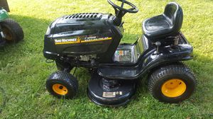 Yard machines riding mower for Sale in Columbus, OH
