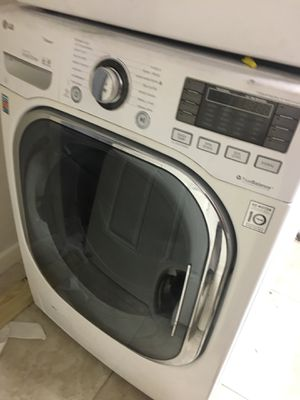 LG Washer and dryer for Sale in Boca Raton, FL