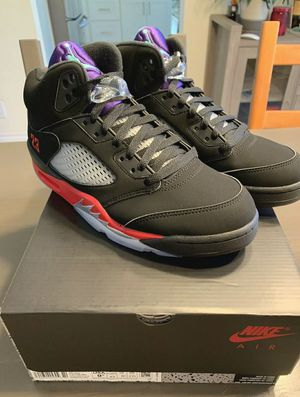 Air Jordan Retro 5 V Top 3 size 9.5 BRAND NEW for Sale in Hayward, CA
