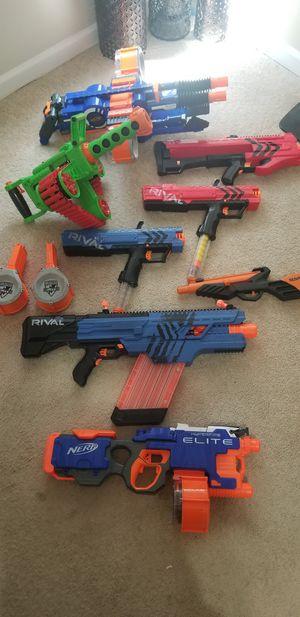 "Nerf guns ""Excellent condition "" for Sale in Jonesboro, GA"