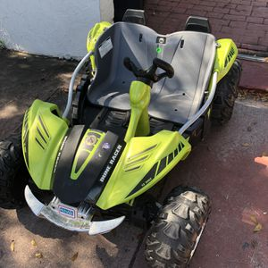 Power Wheels Chargeable dune Buggy for Sale in Miami, FL