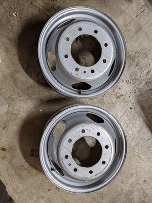 Chevy Silverado 2011-2018 Dually wheels for Sale in Auburn, WA