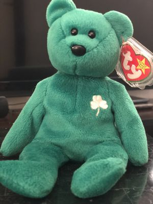 Beanie Baby ERIN (1997) Very RARE for Sale in Fullerton, PA