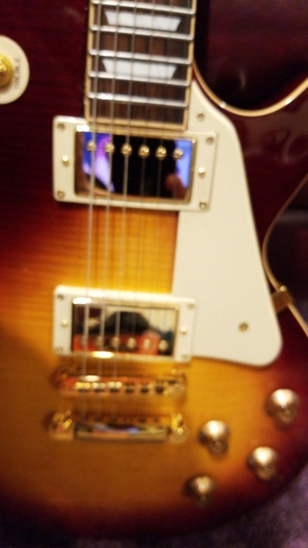 Gibson Les paul.