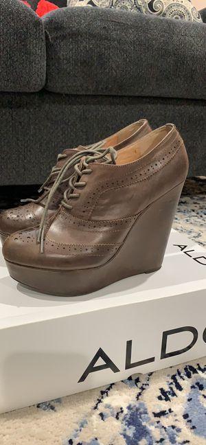 Aldo wedge/boot size 10 for Sale in Saint Petersburg, FL