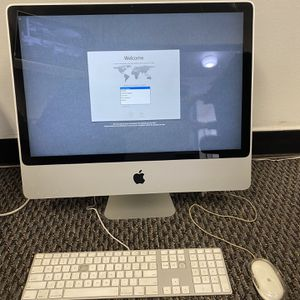 IMac 24 inch, Core 2 Duo, 3.06GHz, 1TB HDD, 4GB Ram for Sale in Los Angeles, CA