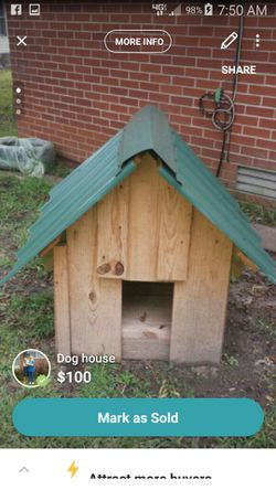 Dog house for Sale in Soperton,  GA