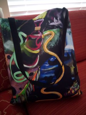 Wonderland Tote Bag for Sale in Boca Raton, FL