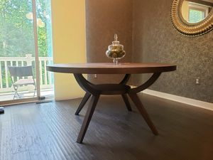 60 inch West Elm Round Table for Sale in Washington, DC